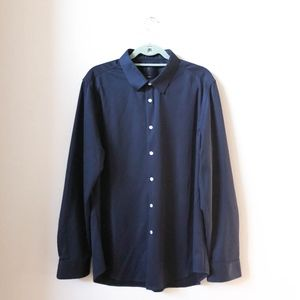 $125 Mens MINISTRY OF SUPPLY 'Apollo' Dress Shirt